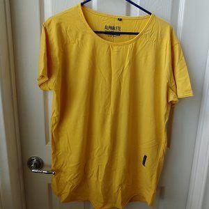 Alphalete Scoop Neck Shirt